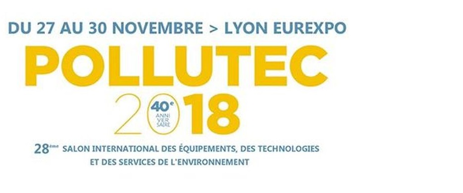 Elodys au salon international Pollutec 2018 de Lyon